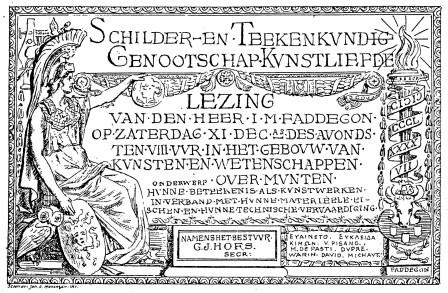 1897 lezing Kunstliefde