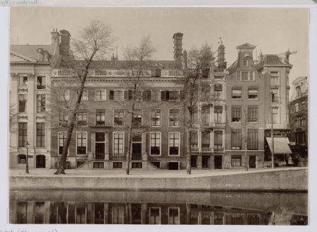 woonhuis Jan Six Herengracht (Stadsarch.Asd)