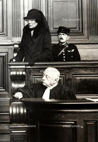 Lagasse in de rechtbank