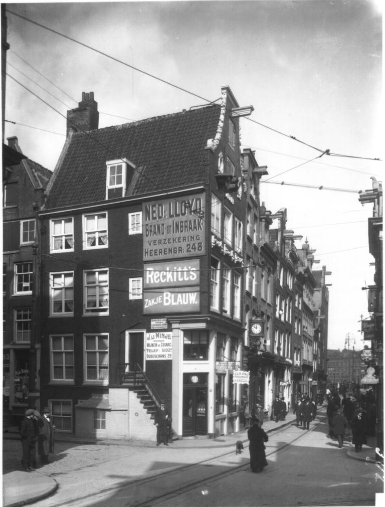 Vijzelstraat 1914