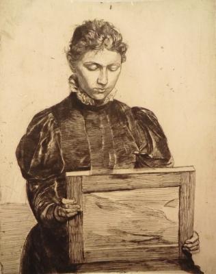 Sophie door Marie