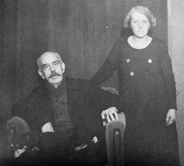 Lex Faddegon (1868-1936) en Jo van Meetelen