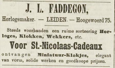 Leidsch Dagblad 28 nov.1879
