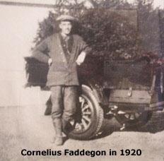 Cornelius Johannes (Kees) Faddegon (1884-1954)