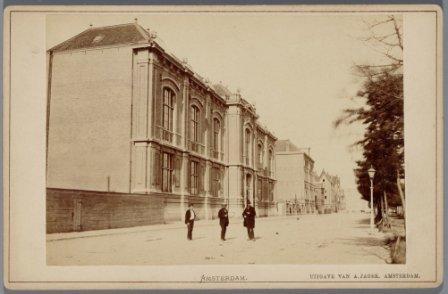 Rijksacademie voor beeldende Kunsten