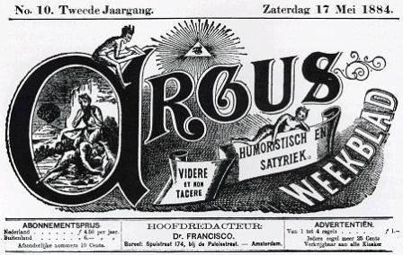 weekblad Argus