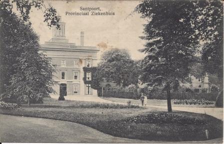 Provinciaal Ziekenhuis Bloemendaal - 1925