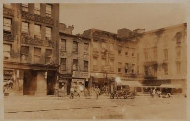 8th Av. 18th street - New York City - 1928