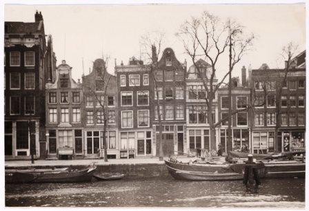 Oude Waal 17-9 (vlnr, ca. 1931)