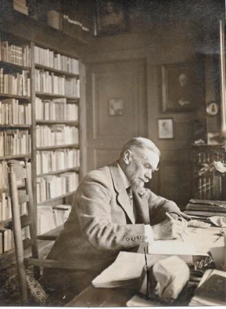 van Eeden in 1920